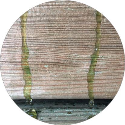 hars geïmpregneerd grenenhout