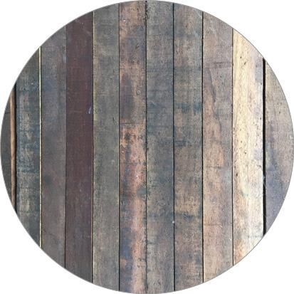verschil kleur en structuur hardhout
