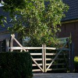Engelse poort eikenhout