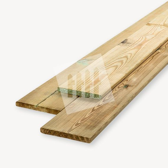 Grenen plank