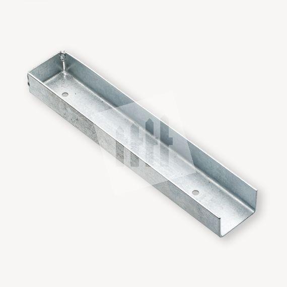 Muur/hoekprofiel betonplaten
