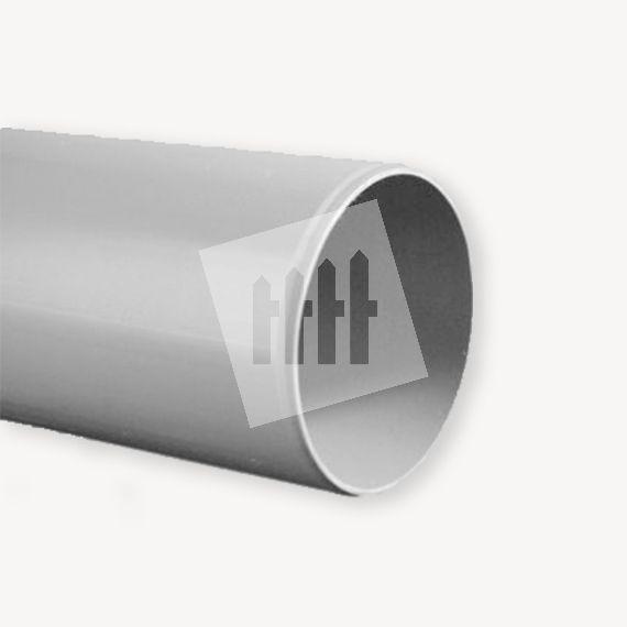 PVC regenpijp