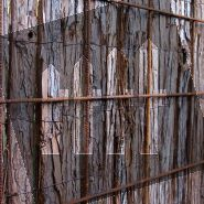 Gaasmat roest   maas 15x15
